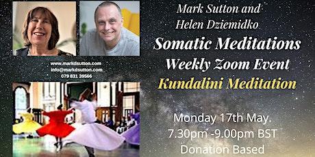 Somatic Meditations: Kundalini Meditation tickets
