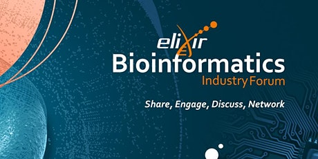 ELIXIR Bioinformatics Industry Forum  2021 boletos