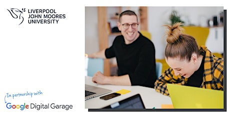 #GIW2021 Google Digital Garage Webinar - Find Your Career Goals 10.06.21 tickets