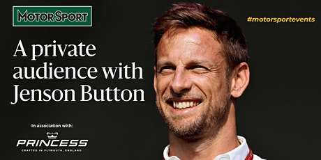 A Private  Audience with Jenson Button tickets