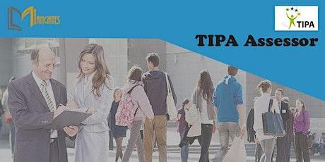 TIPA Assessor 3 Days Training in Dusseldorf tickets