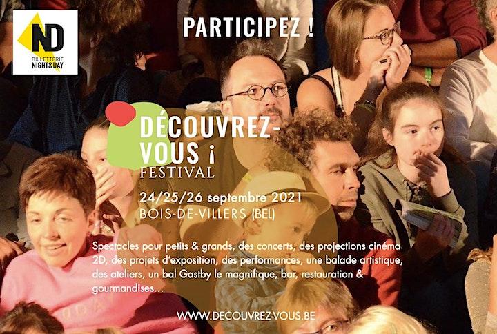 Image pour DÉCOUVREZ-VOUS ¡ FESTIVAL