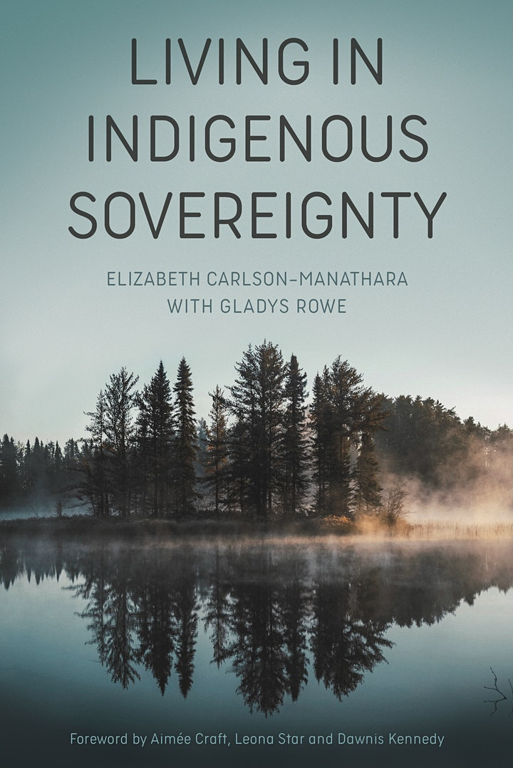 Book Launch: Living in Indigenous Sovereignty image