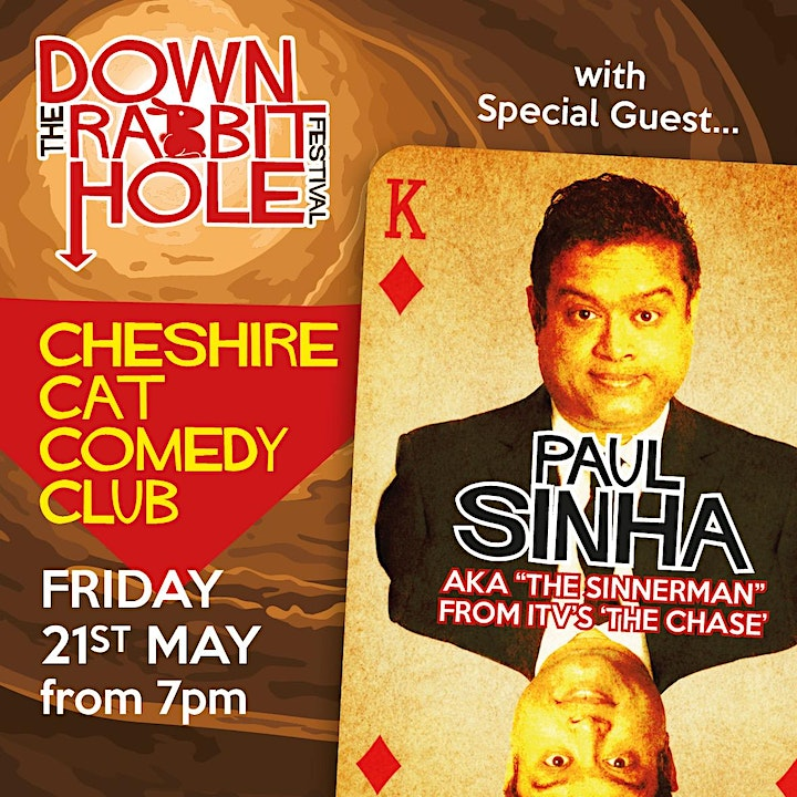 Down The Rabbit Hole Festival: Friday 21st & Sat 22nd May 2021 image