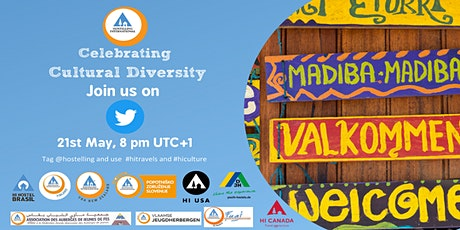 Celebrating travels role in cultural diversity, learning and understanding tickets
