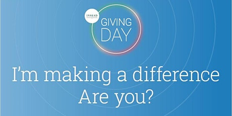 IAAG: INSEAD Giving Day Party & Speaker event with Prof. D. Snower tickets