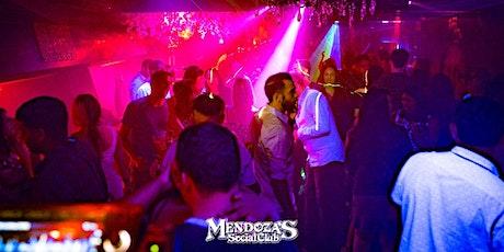 Saturdays | Mendoza Social Club tickets