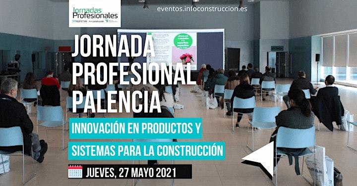 Imagen de Palencia:  Jornada de  INNOVACIÓN  Y SISTEMAS PARA LA CONSTRUCCIÓN