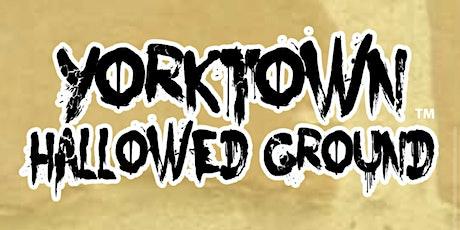 Yorktown Hallowed  Ground Candlelight Walking Ghost Tour tickets
