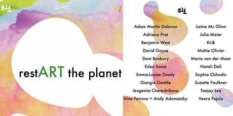 restART the planet opening @ Badiani Gallery tickets