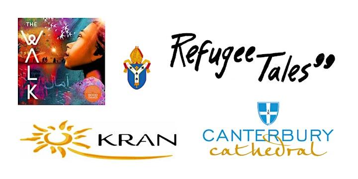 Refugee Week 2021: 'We Cannot Walk Alone' image