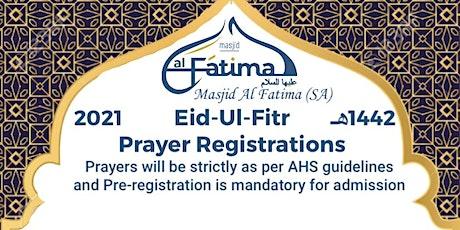 Eid Ul Fitr 2021 tickets