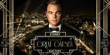 Great Gatsby Boat Party - Sydney (Fri July 30) tickets