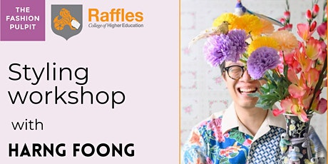 Styling with HARNG FOONG tickets