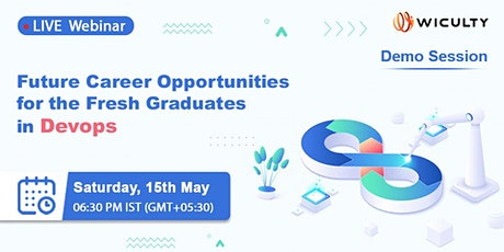 Future Career Opportunities for the Fresh Graduates in DevOps! tickets