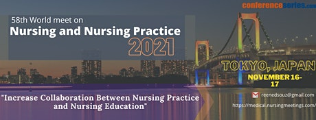 58th World Meet on Nursing & Nursing Practice tickets