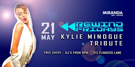Kylie Minogue Tribute |  Miranda Bar & Lounge tickets