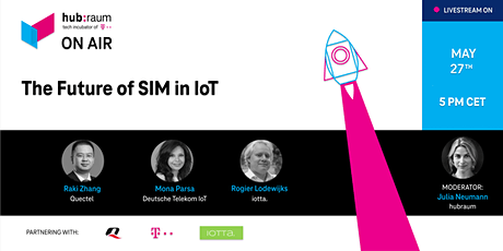 The Future of SIM in IoT entradas