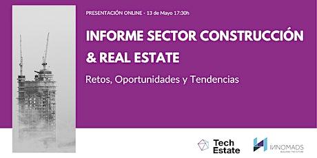 Presentación: Informe Sector Construcción & Real Estate entradas