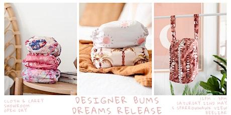 Designer Bums Release - Showroom Open Day tickets