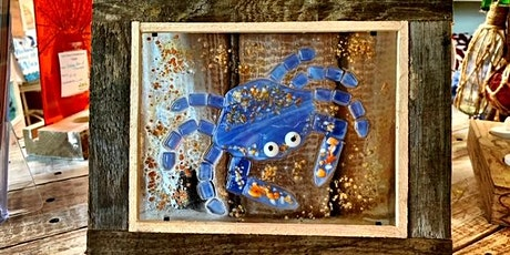 Crusty the  Crab Fused Glass Workshop tickets
