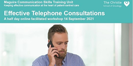 Effective Telephone Consultations - September 2021 tickets