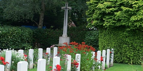 CWGC War Graves Week Event - Darlington West Cemetery tickets