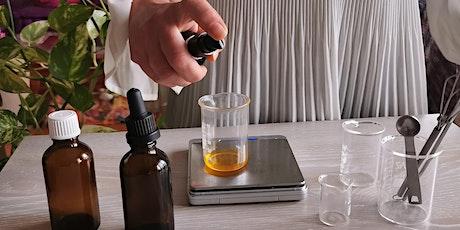 Atelier cosmétique huile satinée bonne mine billets