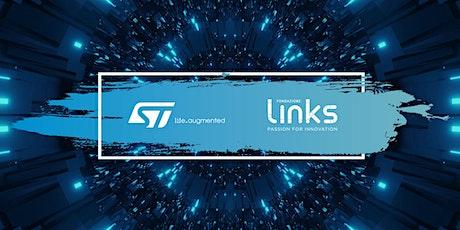 Distributed Ledger Technology per STM32 - quarto Webinar ST-LINKS biglietti