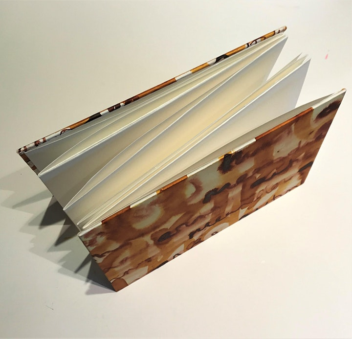 Bookbinding weekend course with Tamsin Loveday image