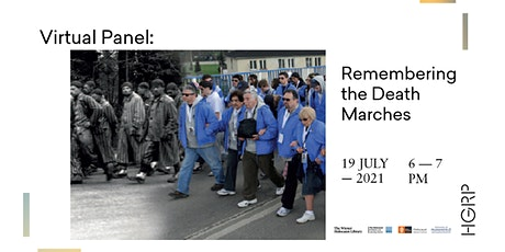 Virtual Panel: Remembering the Death Marches tickets