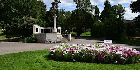CWGC War Graves Week Event - Islington and St Pancras Cemetery tickets
