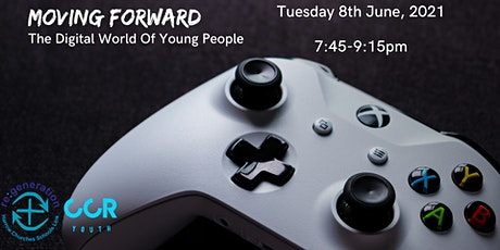 Moving Forward - The Digital World of Young People tickets