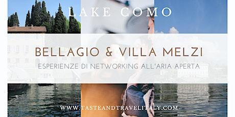 Business Networking in Villa Melzi - Bellagio (LAGO DI COMO) biglietti