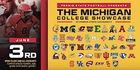 Ferris State Football presents The Michigan College Showcase tickets