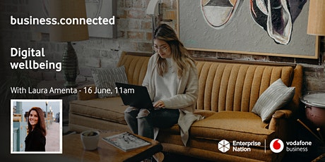 business.connected: Digital wellbeing tickets