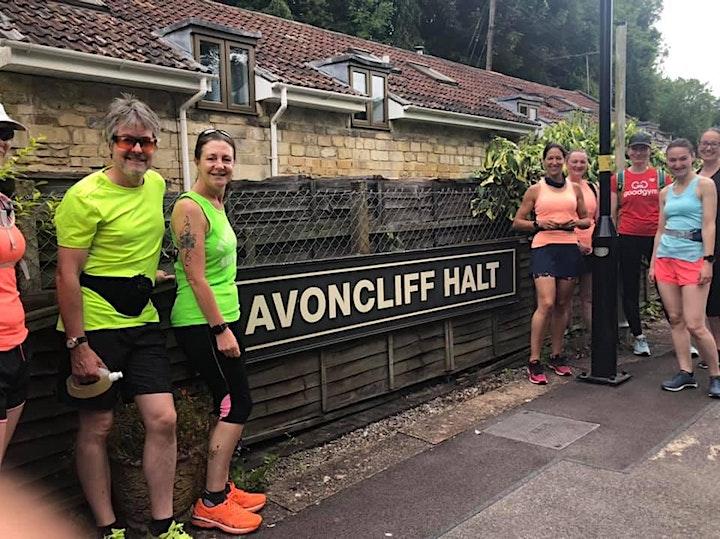 Run Bath - Avoncliff Halt to Bath Spa Run image