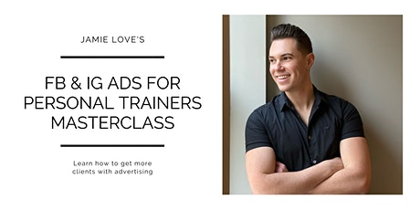 Facebook Ads for PTs - Masterclass tickets
