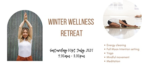Winter Wellness Retreat tickets