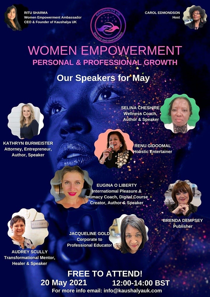 Women Empowerment Event image