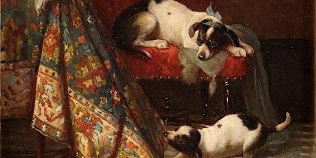 Der beste Freund des Menschen - Hundedarstellungen in der Kunstgeschichte Tickets
