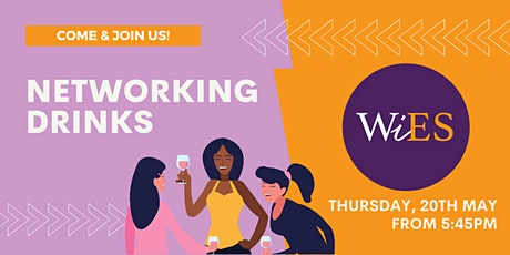 Women In Employment Services Networking Drinks tickets