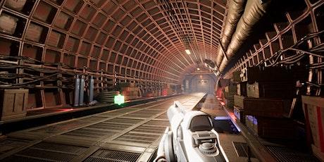 Unreal Engine Game Templates und Blueprints Tickets