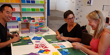 Azulejos and origami billets