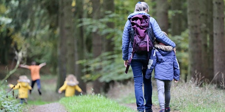 Family Friendly Forest Bathing tickets