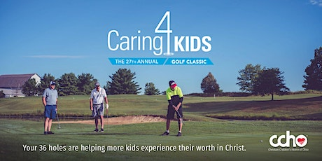 27th Annual Caring 4 Kids Golf Classic tickets