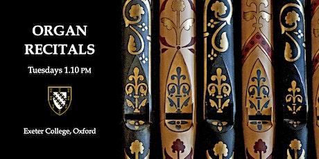 Organ Recital Series tickets