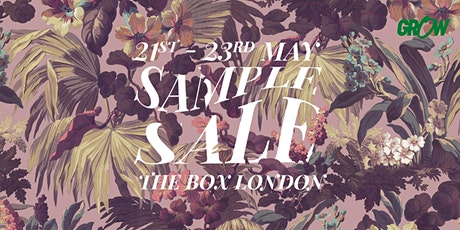 House of Hackney Sample Sale tickets