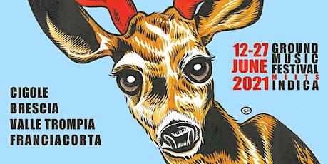 TOBIAS DELIUS // JOHN EDWARDS // CRISTIANO CALCAGNILE // G. NINO LOCATELLI biglietti