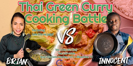 Thai Green Curry Cooking Battle tickets